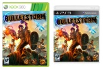Bulletstorm Cover Art for PS and X-Box 360