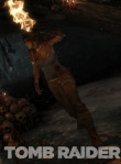 Lara Croft on the Playstation 3