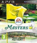 Tiger Woods PGA 12 : The Masters Cover Art