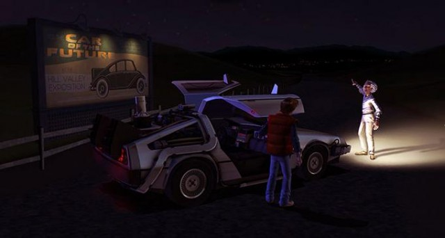 back to the future the game Back to the Future [ PS3 ]