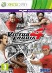 Virtua Tennis 4 Cover Art
