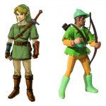 Link vs. Robin Hood Comparison