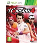 Top Spin 4 Cover Art