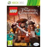 Lego Pirates of The Caribbean Cover Art